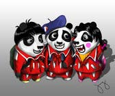 Graphic Design Contest Entry #76 for Illustration Design for Animation illustration for Panda cubs.