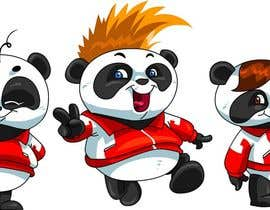 #51 for Illustration Design for Animation illustration for Panda cubs. af ramadhiansanjaya