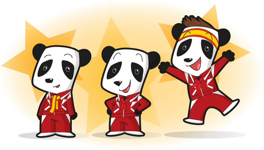 Contest Entry #67 for Illustration Design for Animation illustration for Panda cubs.