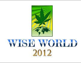 nº 68 pour Logo Design for Wise World 2012 par elgopi