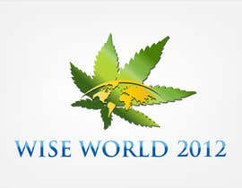 nº 176 pour Logo Design for Wise World 2012 par elgopi