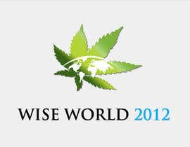 nº 33 pour Logo Design for Wise World 2012 par elgopi