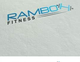 Nro 68 kilpailuun Design a Logo for Rambo Fitness käyttäjältä colorgraphicz