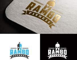 Nro 256 kilpailuun Design a Logo for Rambo Fitness käyttäjältä colorgraphicz