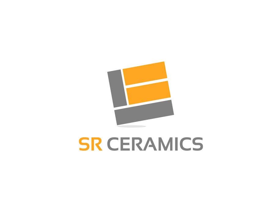 Entry #9 by zeustubaga for Logo for Ceramic Tiles Business   Freelancer