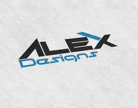 nº 39 pour Design a Logo for Alex Designs par manuel0827