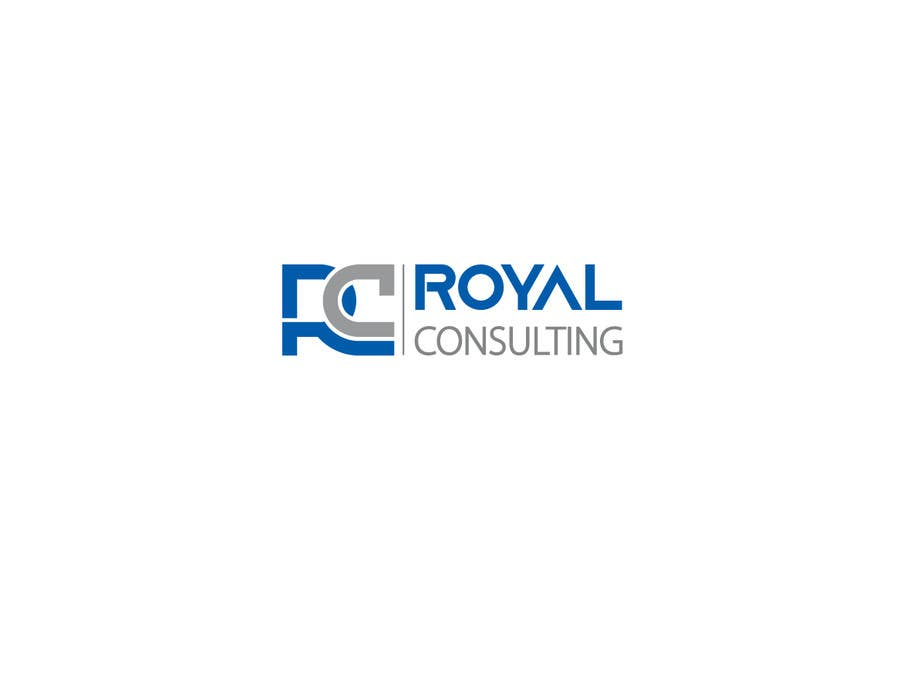 #40 for Logo Design for Royal Consulting LLC by viclancer