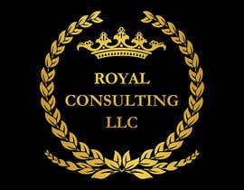 nº 12 pour Logo Design for Royal Consulting LLC par NoLogo