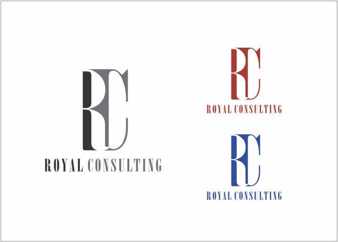 Inscrição nº 88 do Concurso para Logo Design for Royal Consulting LLC