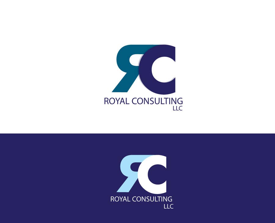 #77 for Logo Design for Royal Consulting LLC by alizainbarkat