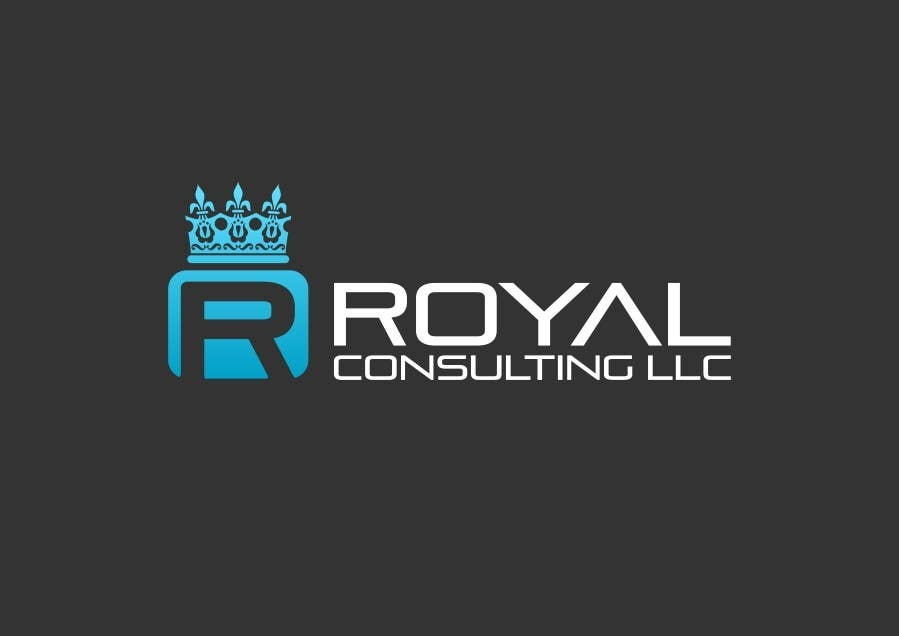 #84 for Logo Design for Royal Consulting LLC by rogerweikers
