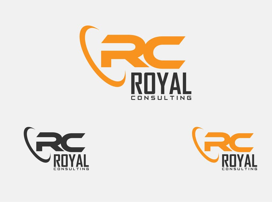 #73 for Logo Design for Royal Consulting LLC by Cbox9