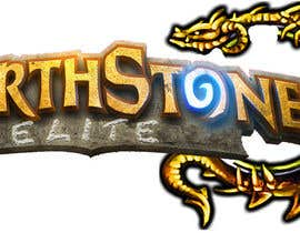 nº 5 pour Design a Logo for HearthstoneElite.com par goldaur
