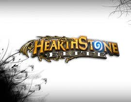 #6 for Design a Logo for HearthstoneElite.com by Simone97