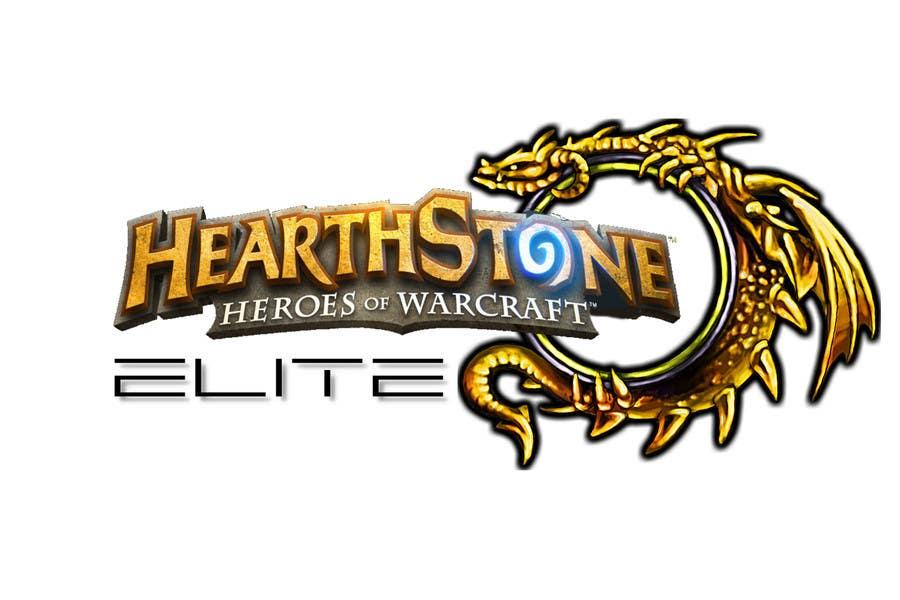 #2 for Design a Logo for HearthstoneElite.com by c5comics