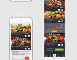 Nro 4 kilpailuun Design an App Mockup käyttäjältä mariafet