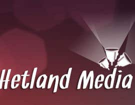 #39 para Design a logo for Hetland Media por zlostur