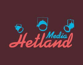 nº 46 pour Design a logo for Hetland Media par Arts360