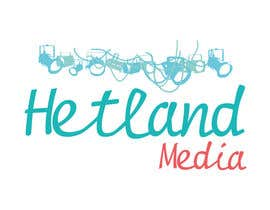nº 62 pour Design a logo for Hetland Media par Arts360