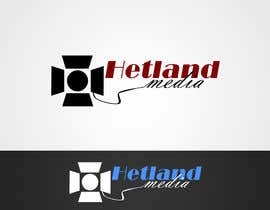 nº 16 pour Design a logo for Hetland Media par LuizFellipe230
