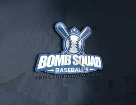 hasnaingraphic tarafından Logo for Baseball Tournament için no 10
