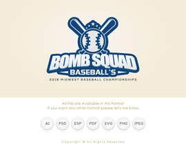 hasnaingraphic tarafından Logo for Baseball Tournament için no 11