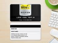 Graphic Design Kilpailutyö #6 kilpailuun Design member ship cards for my company