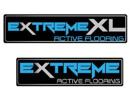 #122 for Design a Logo for Extreme and Extreme XL Sports Flooring by manuel0827