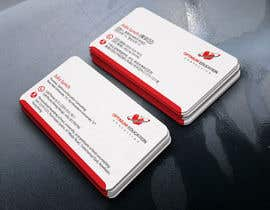#13 for Design some Business Cards by peacefulbird