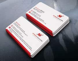 Nro 13 kilpailuun Design some Business Cards käyttäjältä peacefulbird