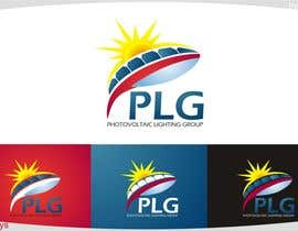 #339 pentru Logo Design for Photovoltaic Lighting Group or PLG de către innovys