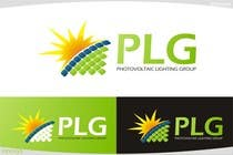 Graphic Design Contest Entry #187 for Logo Design for Photovoltaic Lighting Group or PLG