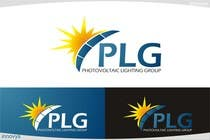 Graphic Design Contest Entry #210 for Logo Design for Photovoltaic Lighting Group or PLG