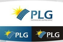 Graphic Design Contest Entry #196 for Logo Design for Photovoltaic Lighting Group or PLG