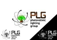 Graphic Design Kilpailutyö #328 kilpailuun Logo Design for Photovoltaic Lighting Group or PLG