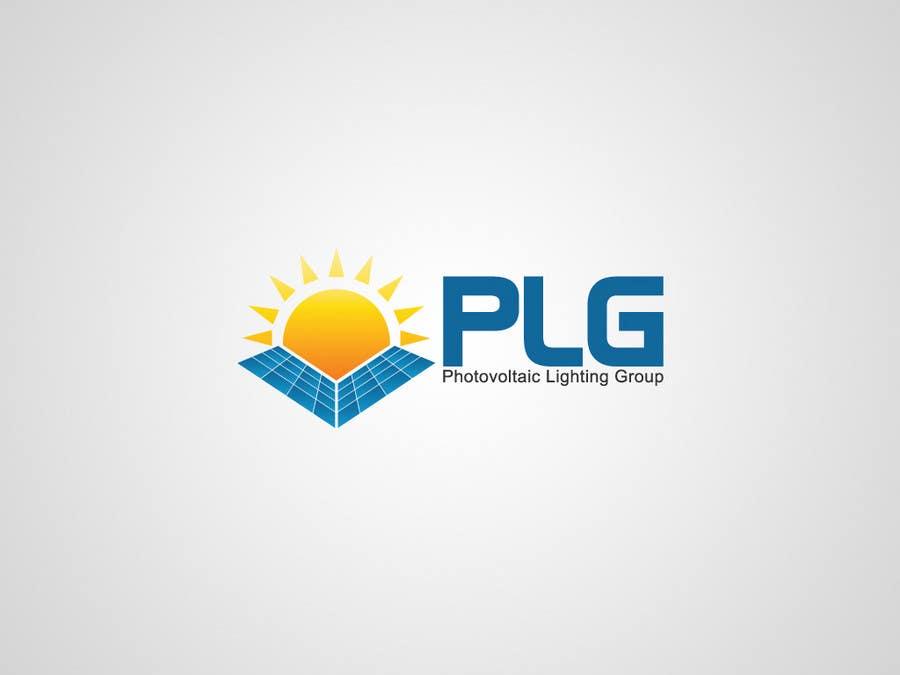Kilpailutyö #169 kilpailussa Logo Design for Photovoltaic Lighting Group or PLG