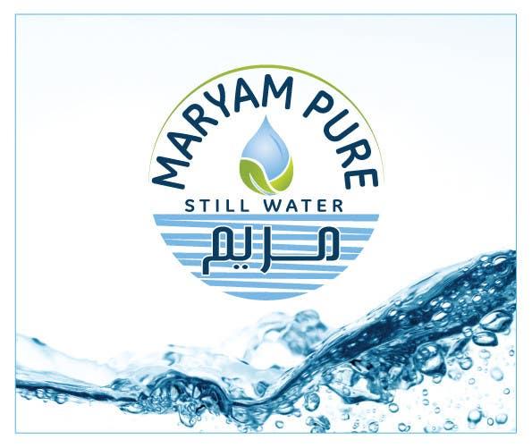 Penyertaan Peraduan #77 untuk Design a Logo for Maryam Still Water
