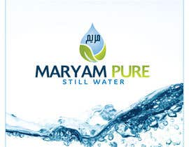 nº 78 pour Design a Logo for Maryam Still Water par mahadejaz