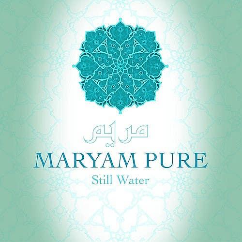 Penyertaan Peraduan #38 untuk Design a Logo for Maryam Still Water