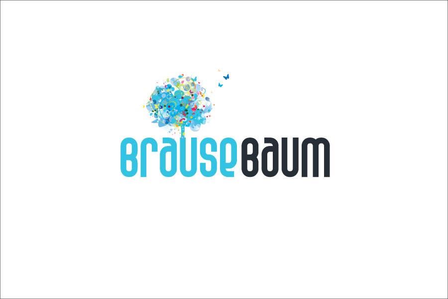 Penyertaan Peraduan #22 untuk Design eines Logos for Brausebaum.de