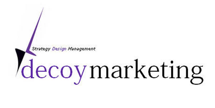 Contest Entry #155 for Logo Design for Decoy Marketing
