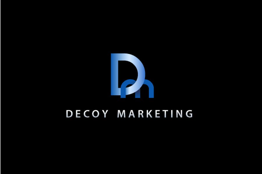 Proposta in Concorso #175 per Logo Design for Decoy Marketing