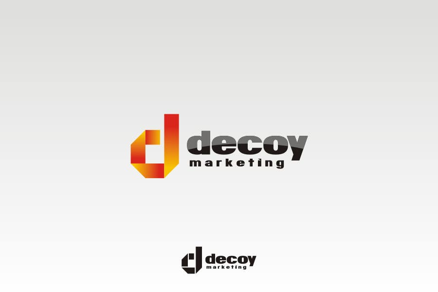 Contest Entry #151 for Logo Design for Decoy Marketing