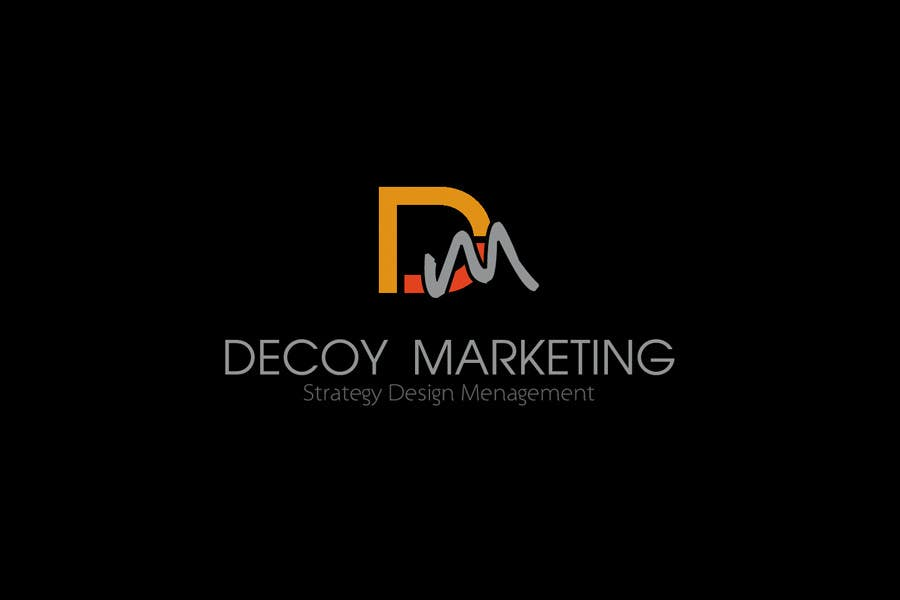 Proposta in Concorso #120 per Logo Design for Decoy Marketing