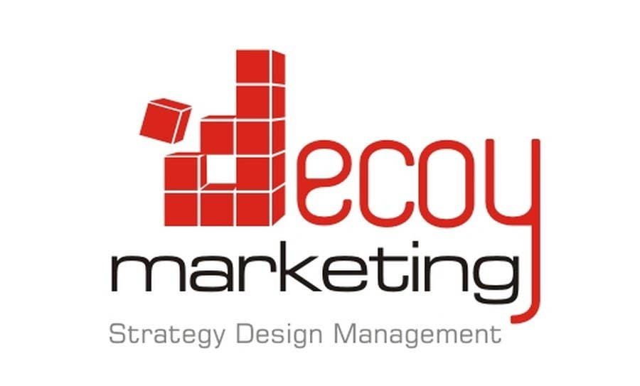 Proposta in Concorso #124 per Logo Design for Decoy Marketing