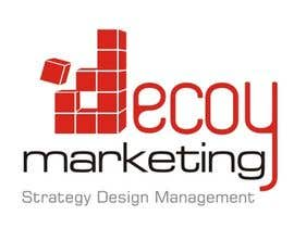 #124 para Logo Design for Decoy Marketing por Desry