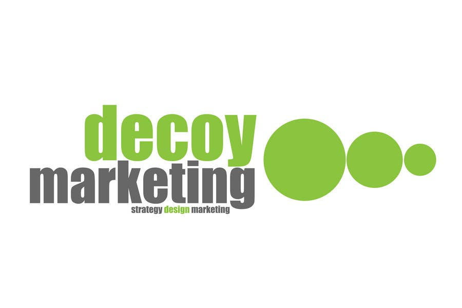 Proposta in Concorso #36 per Logo Design for Decoy Marketing