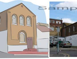 #4 for Illustrate a concept sketch of a building by hugolazo