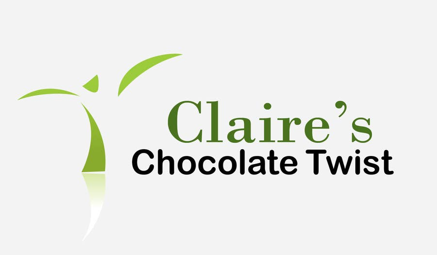 "Konkurrenceindlæg #35 for Design a Logo for ""Claire's Chocolate Twist"""