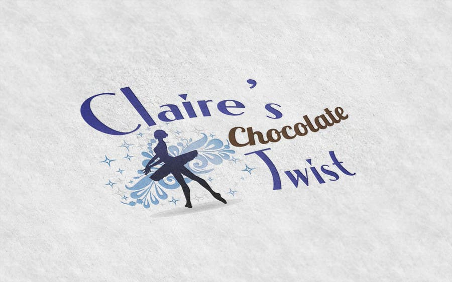 "Konkurrenceindlæg #20 for Design a Logo for ""Claire's Chocolate Twist"""